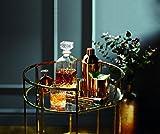 Bar Craft Luxe Lounge mano de mortero para cócteles, cobre - 4