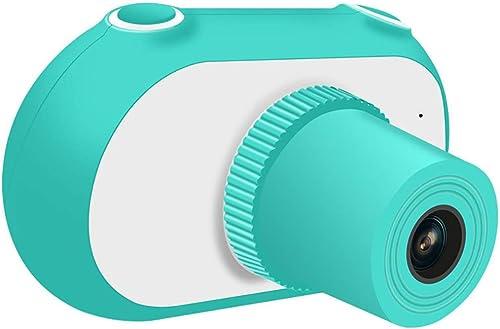 ZHANG Casse-tête de l'appareil Photo numérique Mini Enfants Peut Prendre des Photos Mignonne Photographie autofocus (Couleur   Vert)