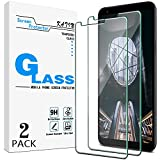 [2-Pack] KATIN For LG Stylo 5, LG Stylo 5 Plus, LG Stylo 5X Tempered Glass Screen Protector No-Bubble, 9H Hardness, Easy to Install
