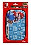 Nintendo Switch専用スマートポーチコンパクト スーパーマリオ