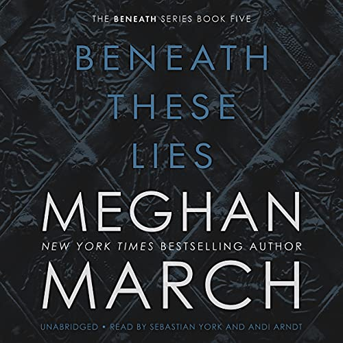 Beneath These Lies Audiobook By Meghan March cover art