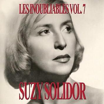 Les Inoubliables De La Chanson Française Vol. 7 — Suzy Solidor