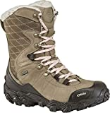 Oboz Bridger 9' Insulated B-Dry Hiking Boot - Women's Brindle 8.5