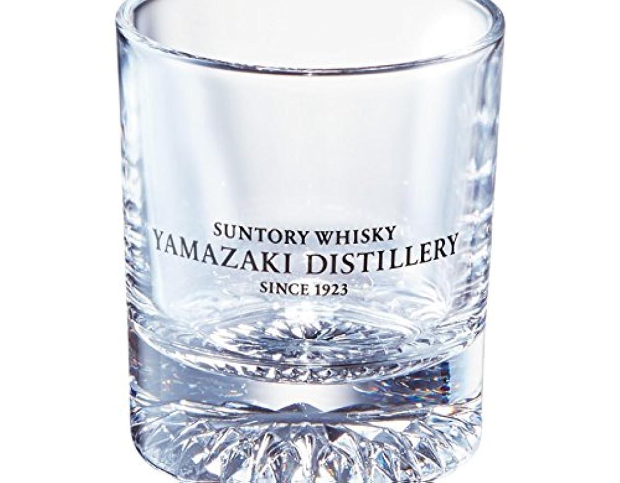 数粘着性依存SUNTORY サントリー 山崎蒸溜所限定 ショットグラス
