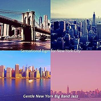 Sensational Bgm for New York City