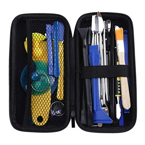 HaiMa 37 In 1 Opening Disassembly Repair Tool Kit For Smart Phone Notebook Laptop Tablet Watch Repairing Kit Phone Pry Opening Hand Tool