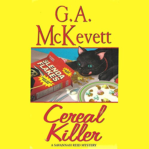 Cereal Killer audiobook cover art