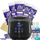 Best Home Waxing Kits - Wax Warmer Home Waxing Kit - Wax Kit Review