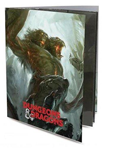Ultra Pro Dungeons & Dragons Character Folio - Demogorgon 86512