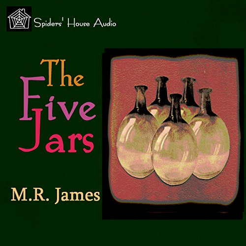 The Five Jars audiobook cover art