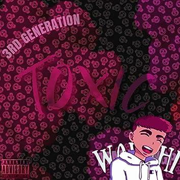 Toxic (feat. Wavehi)