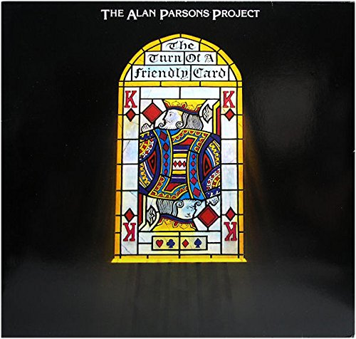 Alan Parsons Project, The - The Turn Of A Friendly Card - Arista - 203 000, Arista - 203-000, Arista - 203 000-320