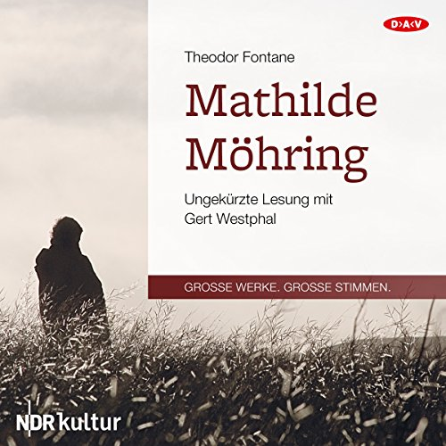 Mathilde Möhring audiobook cover art
