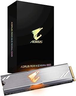 Gigabyte AORUS RGB M.2 NVMe SSD 512GB - Disco Duro M.2