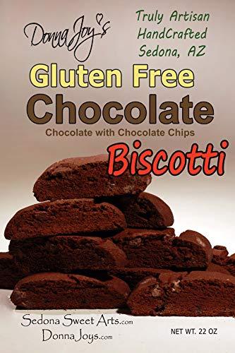 Gluten Free Biscotti, Chocolate Biscotti, bulk 16-22 count, over 1 lb