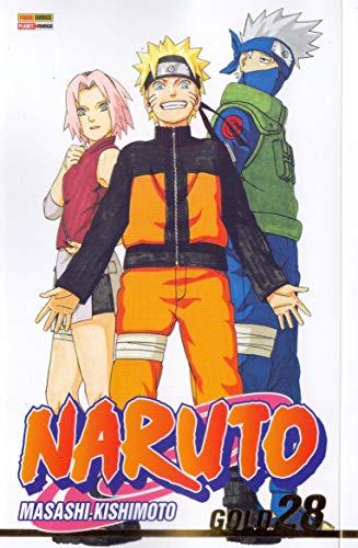 Naruto Gold - Volume 28