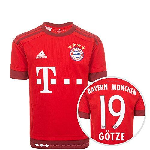 FC Bayern München Home Trikot 2015/16 - GÖTZE, Kinder. Größe 176