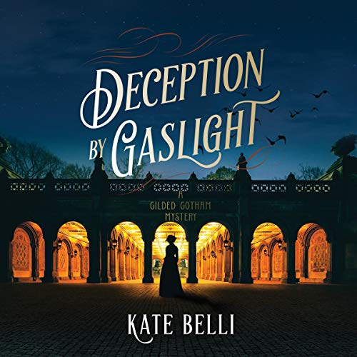 Deception by Gaslight Audiobook By Kate Belli cover art