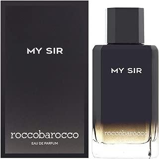 Roccobarocco My Sir for Men 3.4 oz Eau de Parfum Spray