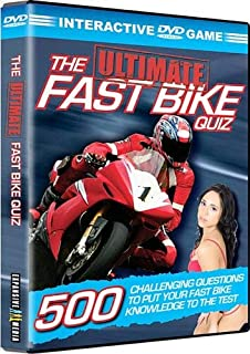 The Ultimate Fast Bikes Quiz [Interactive DVD]