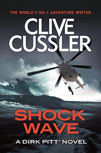 Shock Wave (Dirk Pitt Adventure Book 13)