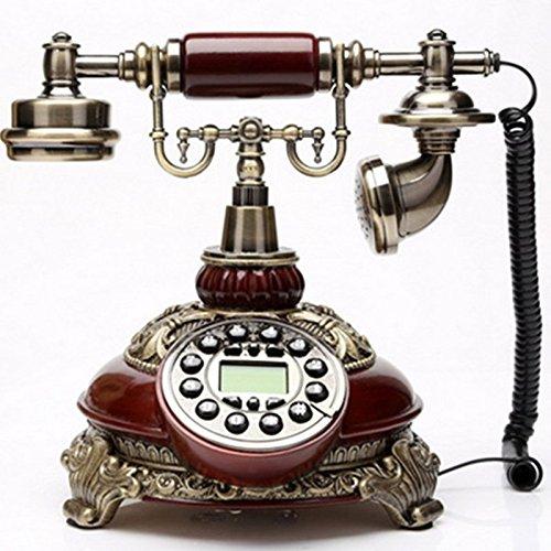 motes uvar Teléfono Antiguo, Europea Teléfono–, Retro–Teléfono, reparada Americanas Avión
