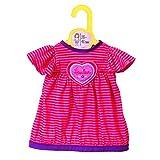 Zapf Creation 870020 Dolly Moda Schlafkleid Puppenkleidung 38-46 cm