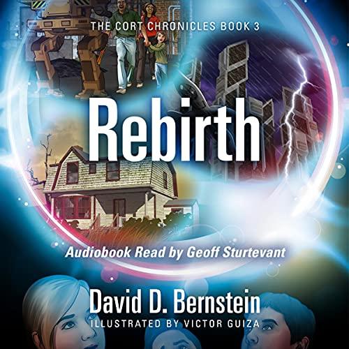 『Rebirth』のカバーアート
