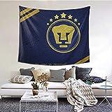 Pam-As Lo-Go - Tapiz para colgar en la pared, para salón, dormitorio, dormitorio, decoración de 150 x 155 cm
