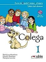 Colega: Libro del alumno + CD + Cuaderno de ejercicios (pack) 1