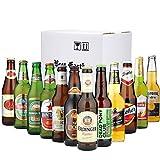 世界のビール 飲み比べギフトセット【12ヵ国12本】【ボトルビールギフト】【全品正規輸入品】【ブリュードッグ エルディンガー ドレハー バドバー コロナ ライオンスタウト 他全12種】 専用ギフトボックスでお届けいたします。