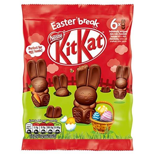 Kit Kat Bunny Milk Chocolate Easter Mini Bunnies 66g