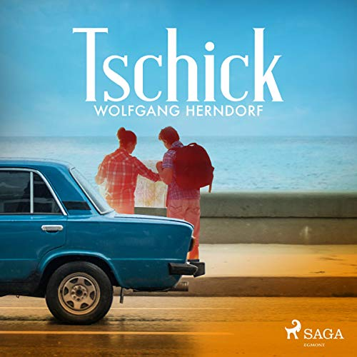 Tschick audiobook cover art