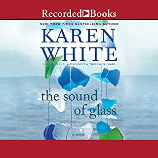 The Sound of Glass audiobook cover art