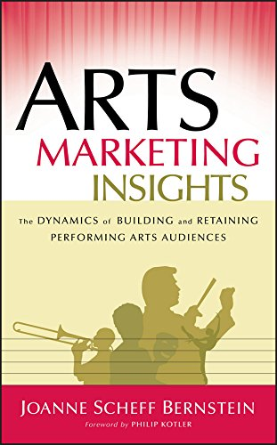 Compare Textbook Prices for Arts Marketing Insights: The Dynamics of Building and Retaining Performing Arts Audiences 1 Edition ISBN 9780787978440 by Bernstein, Joanne Scheff,Kotler, Philip