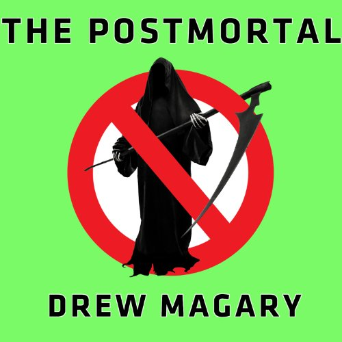 The Postmortal audiobook cover art
