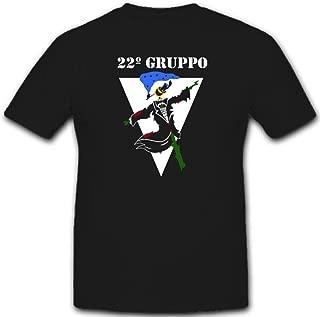 Italy Air Force Military Aeronautica Militare Italiana 22 Gruppo Group Armorial