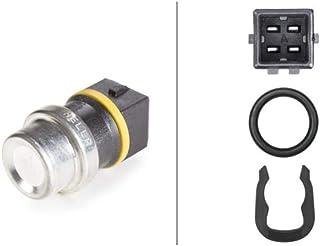 HELLA 6PT 009 107-421 Sensor, temperatura del refrigerante - 12V - enchufado - con junta - con circlip