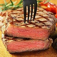 ミートガイ ステーキ肉 USDAチョイスグレード リブロースステーキ (350g×5枚+ステーキスパイスのおまけ付き) USDA CHOICE RIBEYE STEAKS (5 X 350G)