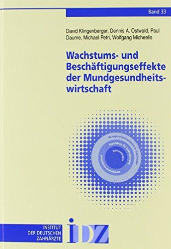 Klingenberger, D: Wachstums- und Beschäftigungseffekte