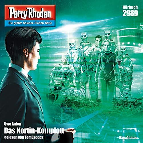 Couverture de Das Kortin-Komplott