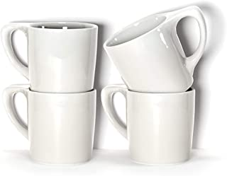 notNeutral 01501770R LINO Coffee Mugs, Set of 4, White