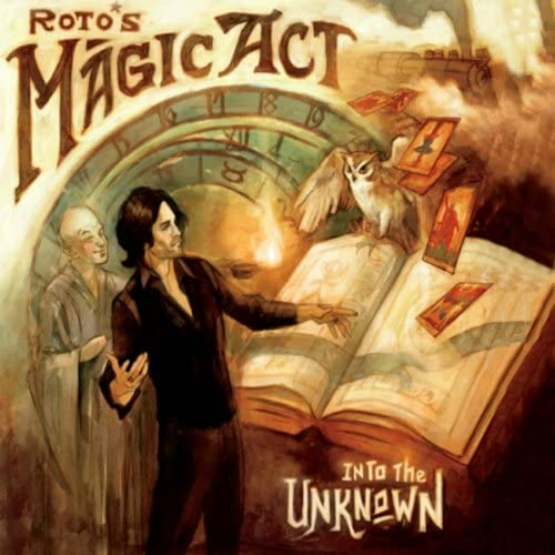 Roto's Magic Act