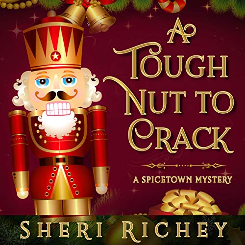 A Tough Nut to Crack cover art