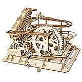 Robotime Lasergeschnittenes Holzpuzzle Bausatz 3D Puzzle Spiel -Modellbau Holz Bausatz Erwachsene -...