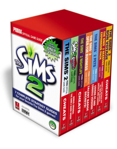 The Sims 2 Box Set: Official Game Guide
