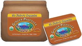 ginger pastilles benefits