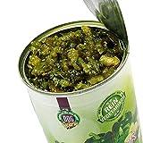 DOGREFORM Gemüse pur 36 x 410g grün rot gelb Jetzt als Sparpaket Ideal zum BARF en Diätfutter für Hunde 100% hochwertiges Gemüse Frei von Getreide Fleisch Soja Haltbarkeitsstoffen Zusatzstoffen - 3