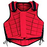 HILASON XXX Lrg Equestrian Horse Riding Vest Safety Protective Adult Eventing