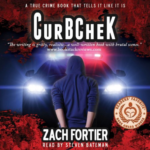 CurbCheK audiobook cover art